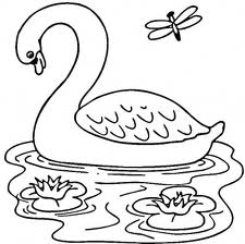 Barbie of Swan Lake Coloring Picture 2