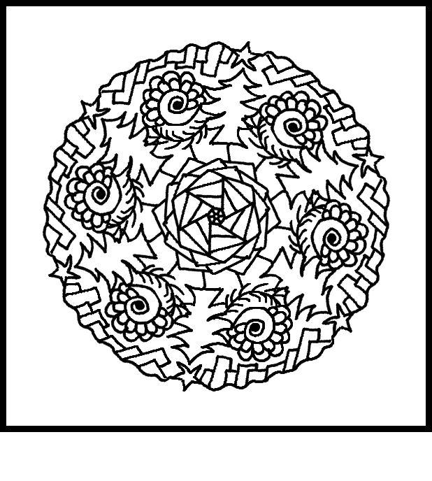 Design Coloring Picture 10