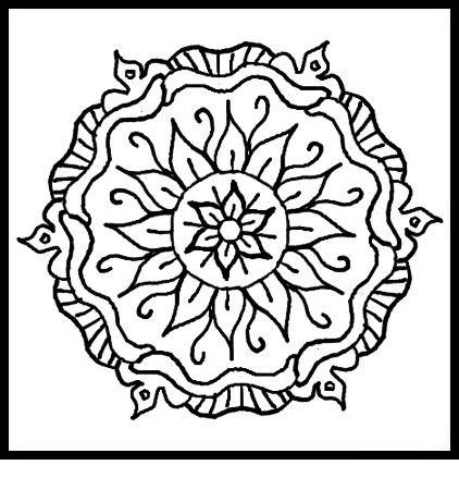 Design Coloring Picture 11
