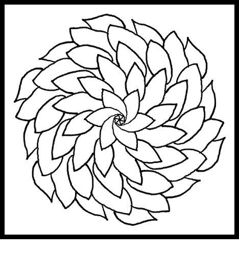 Design Coloring Picture 8