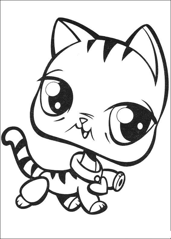 Littlest Pet Shop Coloring Picture 10