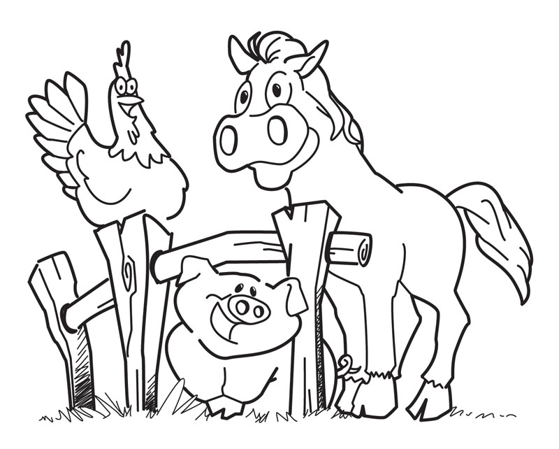 Print Out Coloring Picture 7