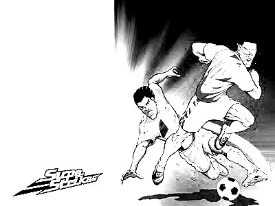Supa Strikas Coloring Picture 3