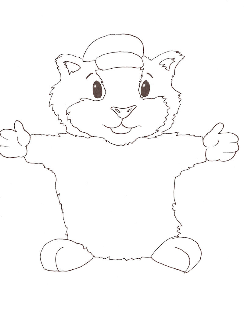 Wonder Pets Coloring Picture 1