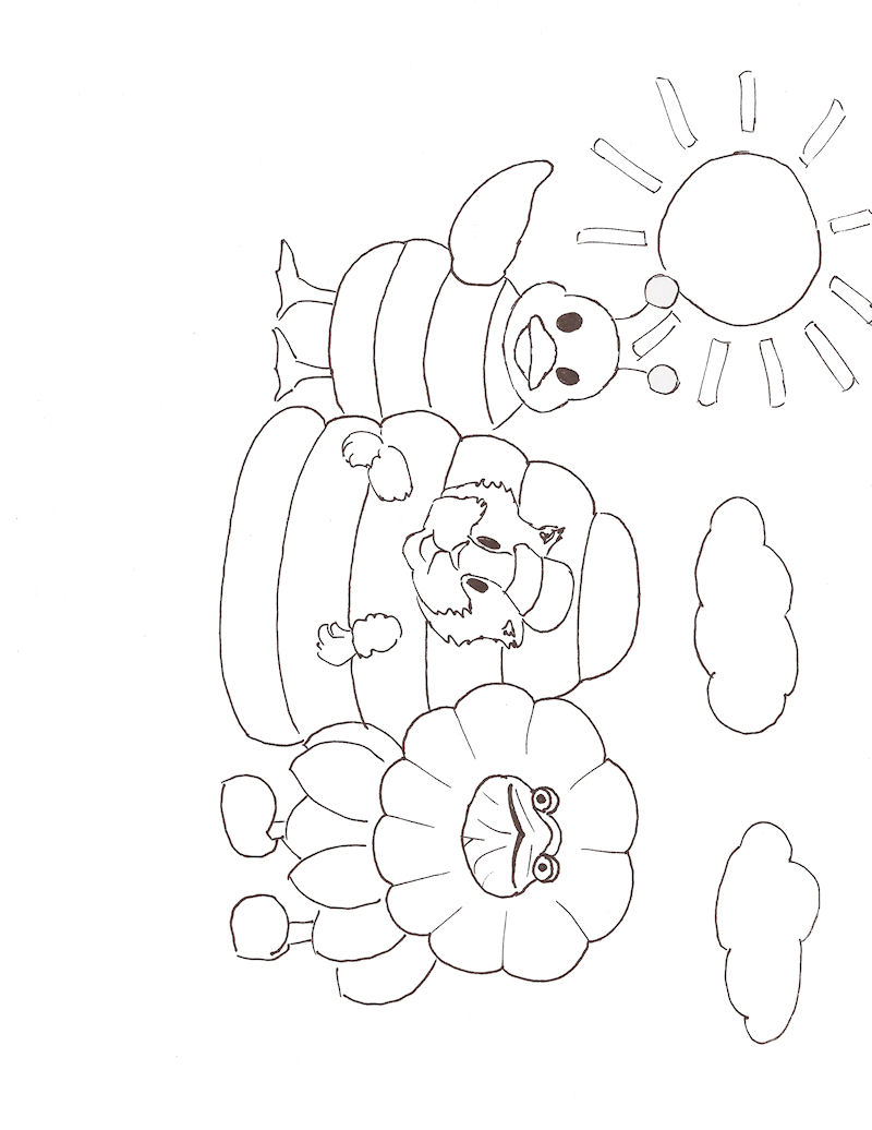 Wonder Pets Coloring Picture 9